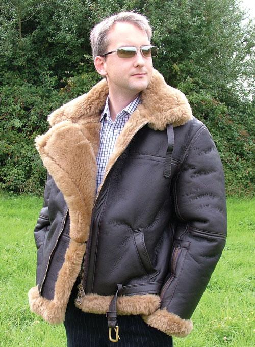 Women Sheepskin Leather Coat CW613039 jackets.cwmalls.com