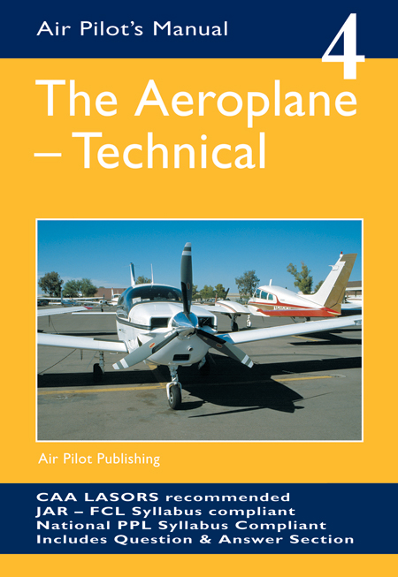 APM 4 The Aeroplane Technical - Vol 4 NEW EASA