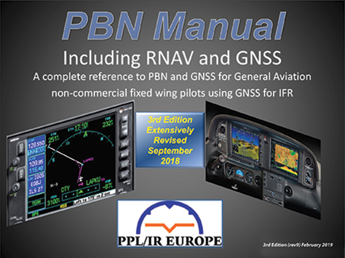 Performance Based Navigation PBN Manual