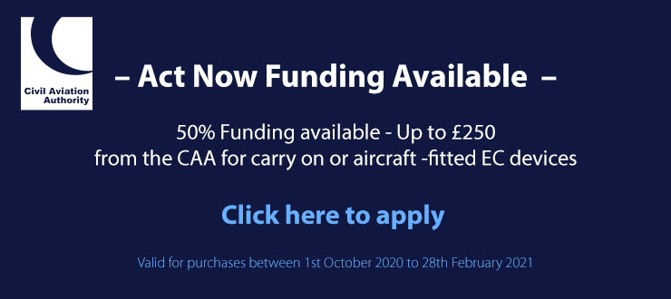 CAA Funding available