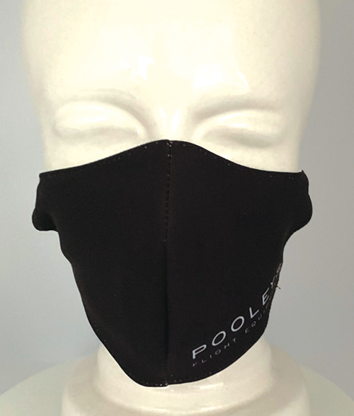 Pooleys Double Layer Reusable & Washable Face Mask - Pack of 5Image Id:154462