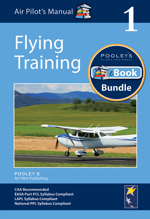 Air Pilot's Manual Volume 1 Flying Training – Book & eBook Bundle