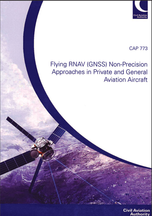 CAP 773 - Flying RNAV (GNSS)