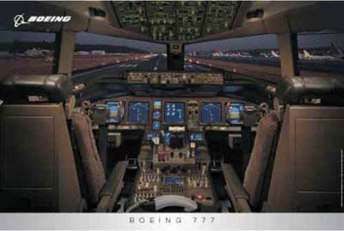 gifts boeing merchandise boe114 boeing 747 8 flight deck rh pooleys com Maintenance Person Service Manuals