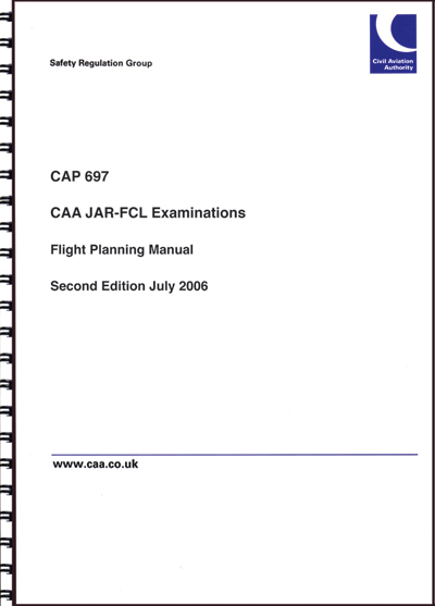 CAP 697 - Flight Planning Manual - CAA
