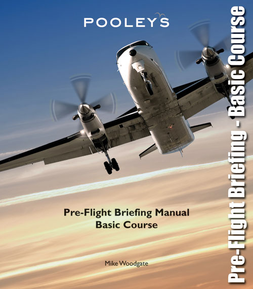 Pre-Flight Briefing Manual, Basic PPL Course - Woodgate
