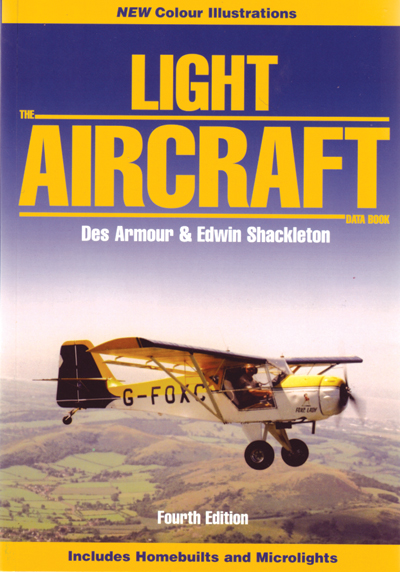 The Light Aircraft Data Book - 4th Edition