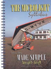 The Microlight Syllabus - Weight Shift - Learn2Fly Publishing Ltd