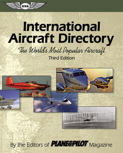 ASA International Aircraft Directory - World's Most Popular Aircraft