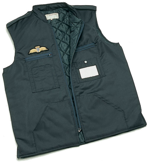 Flying Jacket JAC-02 (Sleeveless)