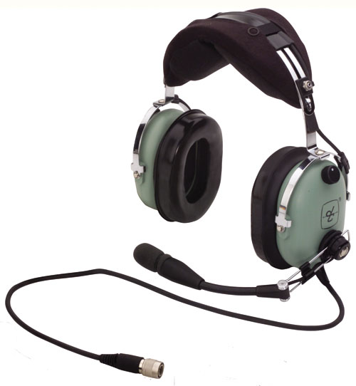 247129449a7 HDC114H David Clark H10-13HXL ANR Helicopter Headset + FREE HEADSET BAG!