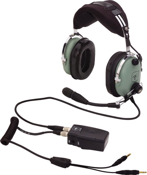 David Clark H10-13XL ANR Headset + FREE Headset Bag - David Clark