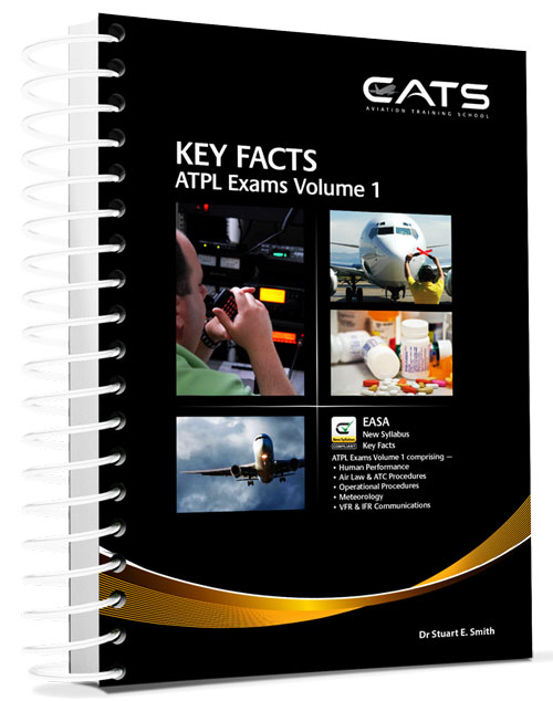 CATS Key Facts ATPL Exams Volume 1 - CATS