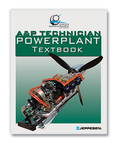 A & P Technician - Powerplant - Textbook - Jeppesen