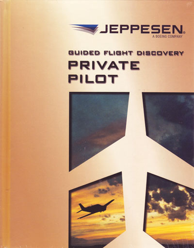 Jeppesen GFD Private Pilot Textbook