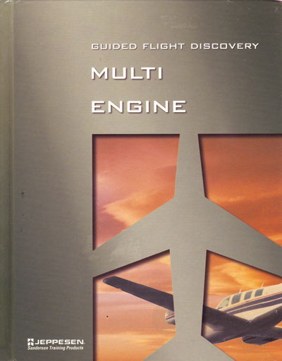 Jeppesen GFD Multi-Engine Textbook (10D)