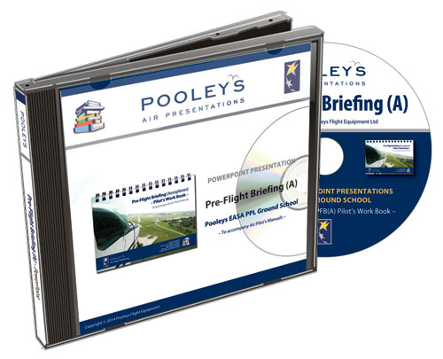 Pooleys EASA PPL Ground School Presentations | EASA Part-FCL