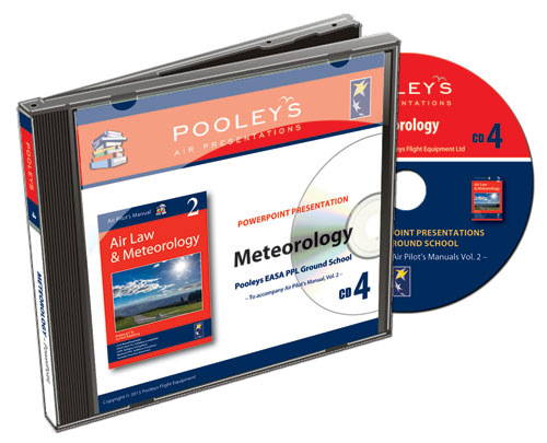 CD 4 – Pooleys Air Presentations, Meteorology Powerpoint