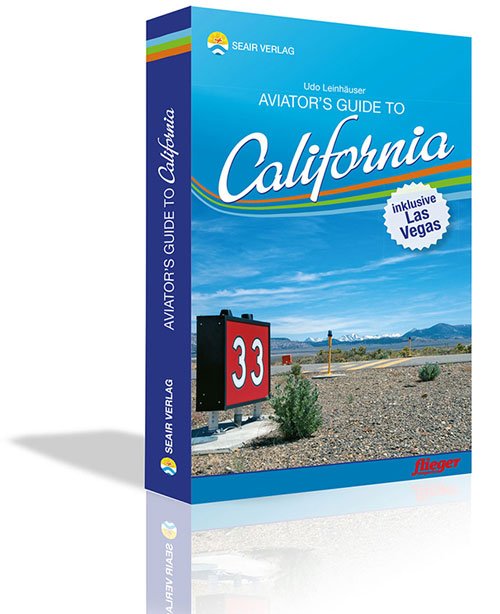 Aviator's Guide to California including Las Vegas