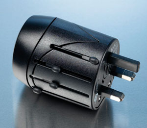 Plug World Travel Adaptor - Power Traveller