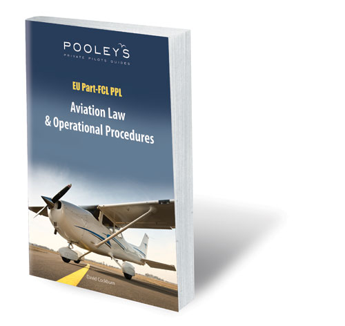 EU Part-FCL Aviation Law & Operational Procedures - CockburnImage Id:44266