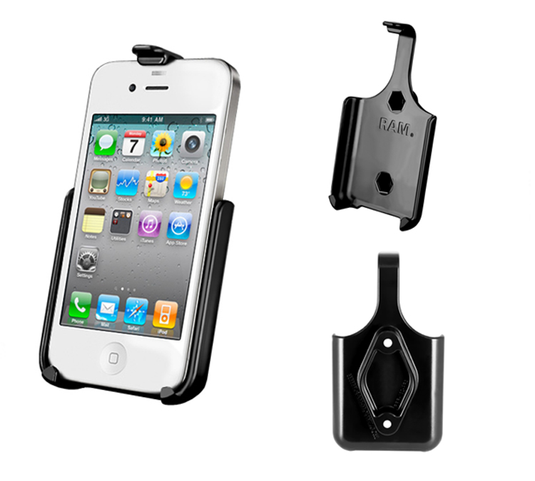 Holder for Apple iPhone 4 or 4S