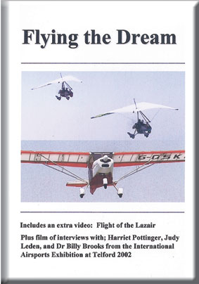 Flying the Dream DVD