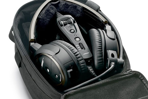Bose A20 Helicopter Headset with U174 Plug, Bluetooth, Battery Powered, Straight Cable, Hi Imp. (324843-3030)Image Id:47810