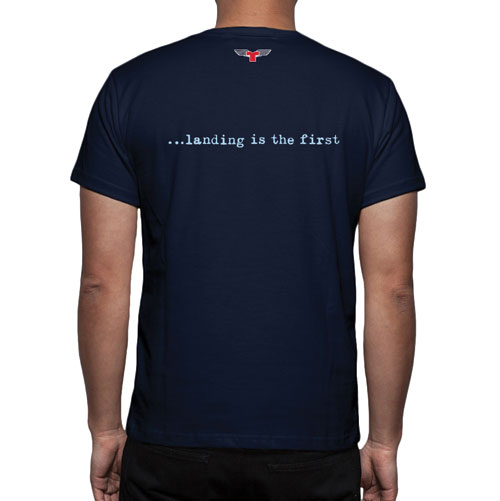 Greatest Thing Flight T-Shirt – NAVYImage Id:47845