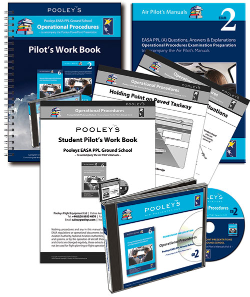 CD 2 Pooleys Air Presentations – Operational Procedures PowerPoint Pack