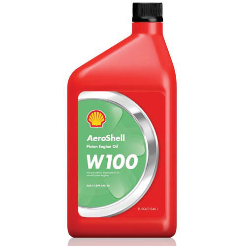 Aeroshell Oil W100 (1 US Quart)