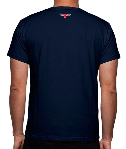 Middle of the Air Flight T-Shirt – NAVYImage Id:48370