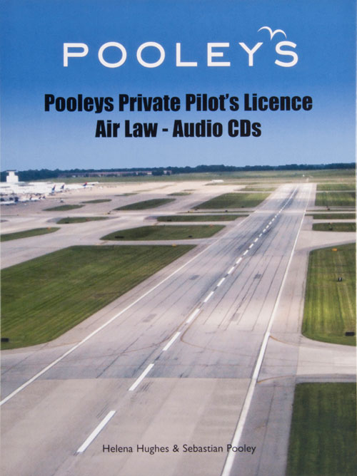 Pooleys Private Pilot's Licence - Air Law Audio (3 x CD's)Image Id:48406