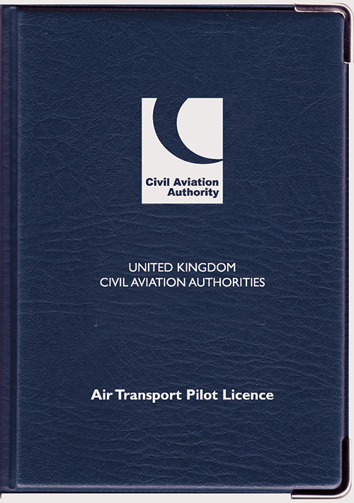 Classic CAA Licence Holder (Older Style)Image Id:48518