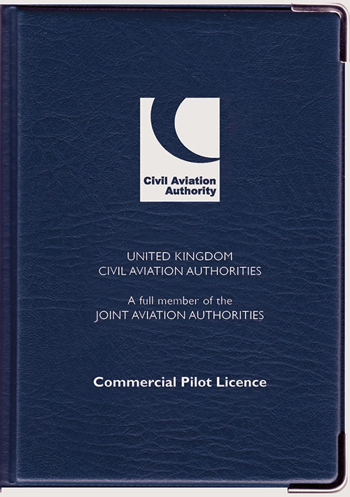 Classic CAA Licence Holder (Older Style)Image Id:48519