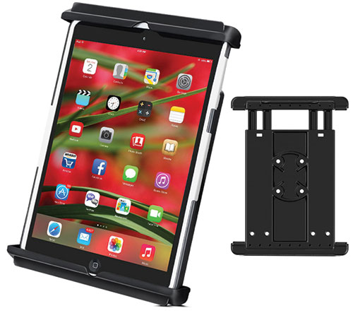 Holder. Tab-Tite™ for the iPad Mini with or without a case or skin