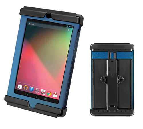 Holder. Tab-Tite™  for the Google Nexus 7 with or without a case or skin