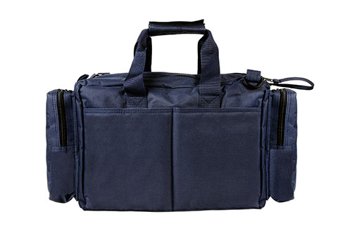 FC-8 Pooleys Pilot's Flight Bag (Navy Blue or Black)Image Id:121943