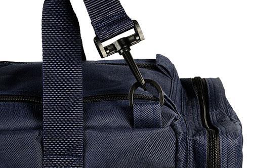 FC-8 Pooleys Pilot's Flight Bag (Navy Blue or Black)Image Id:121945