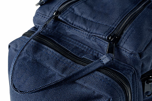 FC-8 Pooleys Pilot's Flight Bag (Navy Blue or Black)Image Id:121946