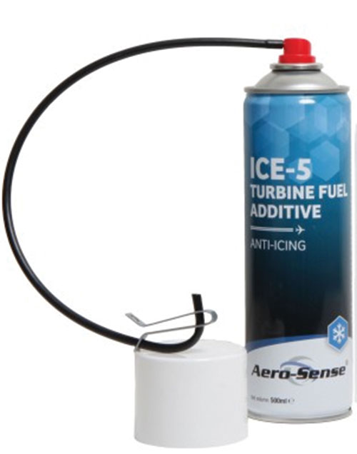 Aero Sense ICE-5, Turbine Fuel Additive - Anti-Icing (500ml aerosol)