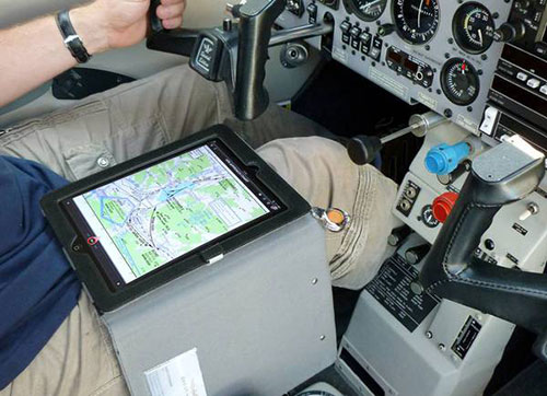 Design4Pilots - iPilot Tablet for all iPad modelsImage Id:122304