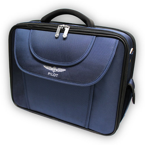 Design4Pilots - Daily Bag (blue)