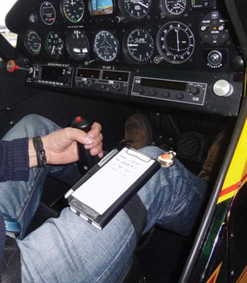 4c41b424dac kneeboards flight boards log pads phone ncb124 design4pilots ipilot 6 plus  kneeboard.