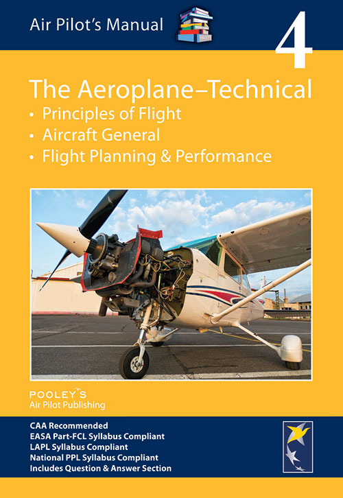 Air Pilot's Manual Volume 4 The Aeroplane Technical – APM EASA BookImage Id:122634