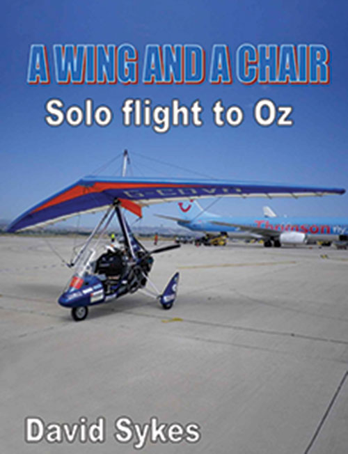 A Wing and a Chair, Solo Flight to Oz - David Sykes