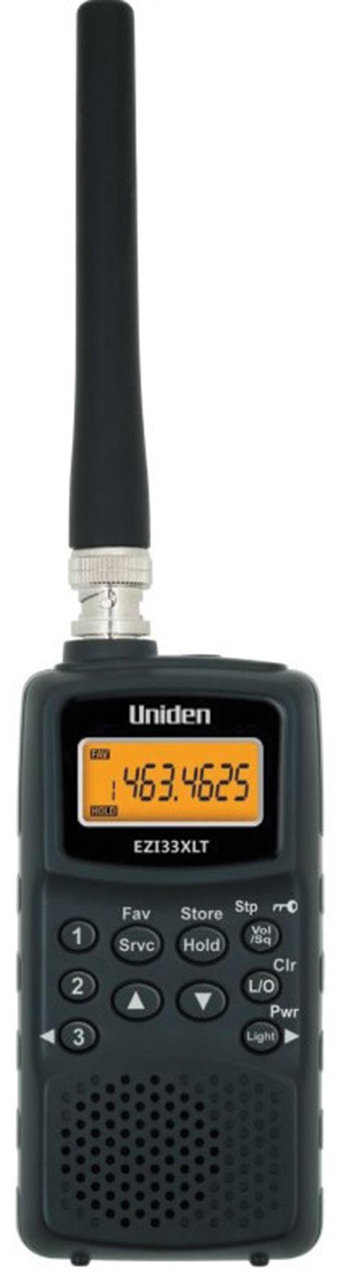 Airband Scanners / Transceivers | Uniden Radio Scanner