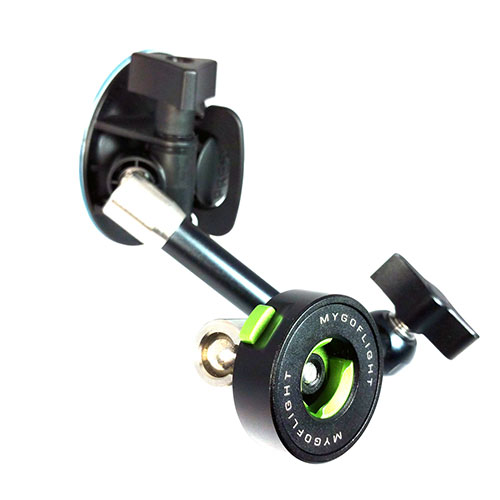 Flex SUCTION Sport Mount (MGF101) + HolderImage Id:123142