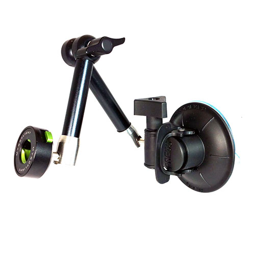 Flex SUCTION Sport Mount (MGF101) + HolderImage Id:123147