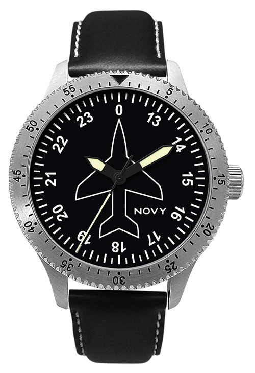 Novy–Swiss made Professional Pilot Watches (GYRO N01-B)Image Id:123287